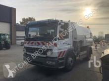 camião varadora Mercedes