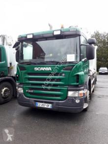 Scania road network trucks
