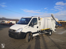 Iveco Daily EURO V EEV garbage truck, mullwagen