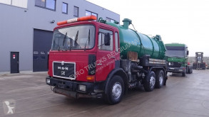 MAN 24.240 (BIG AXLE / 6 CILINDER / 8 TIRES / 12.000L)