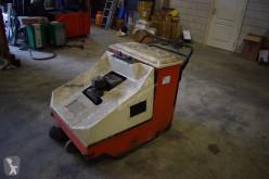 camión barredora Pulimat