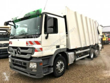 Mercedes 2532 6x2 MP3 Euro 5 Faun Variopress 524