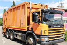 Voir les photos Engin de voirie Scania P 144 GB