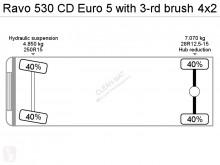 Voir les photos Engin de voirie Ravo 530 CD with 3-rd brush