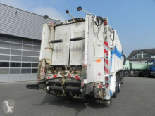 camion raccolta rifiuti Mercedes Actros 2532 L 6x2 Müllwagen Zoeller Schüttung 6x2 Gasolio Euro 4 usato - n°2530859 - Foto 14