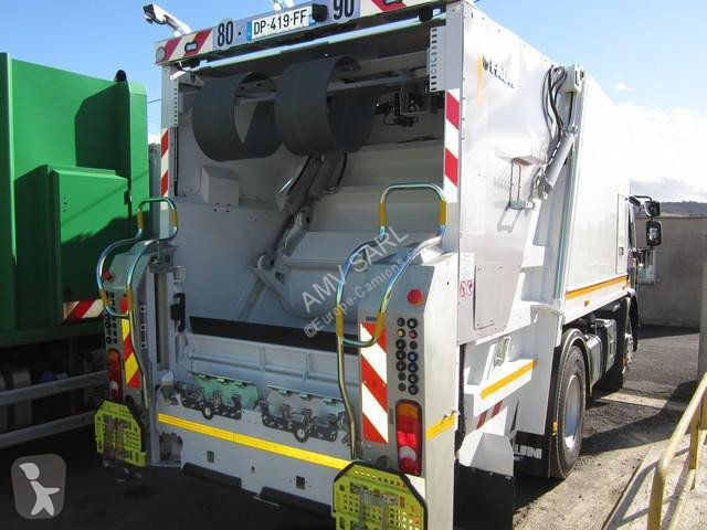 Location camion benne ordures m nag res neuf renault non for Location benne a ordure