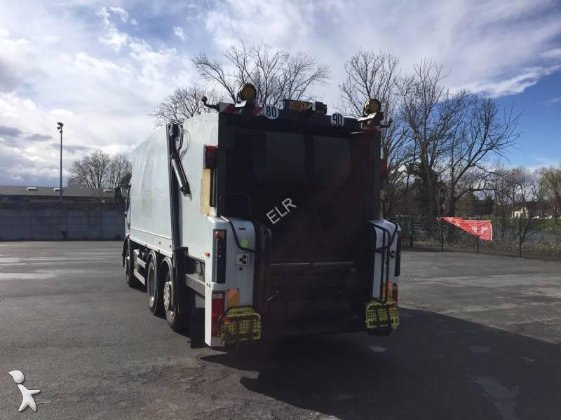 camion benne ordures m nag res renault premium 320 dci. Black Bedroom Furniture Sets. Home Design Ideas