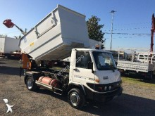camión volquete para residuos domésticos ABG