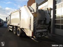 camion benne à ordures ménagères DAF CF 250 6x2 Gazoil Euro 5 occasion - n°2121168 - Photo 2