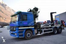 camion raccolta rifiuti Mercedes Actros 1853L Gasolio Euro 2 usato - n°2536847 - Foto 2