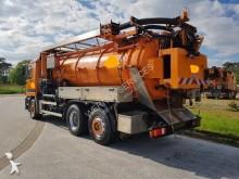camion hydrocureur Mercedes Actros 2535 L 6x2 Euro 2 occasion - n°2927345 - Photo 2