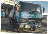 camion autospurgo Fiat 190.35 4x2 Gasolio usato - n°3003315 - Foto 2