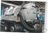 camion autospurgo Fiat 190.35 6x4 Gasolio usato - n°3003379 - Foto 2