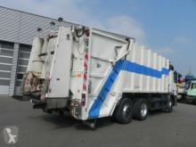 camion raccolta rifiuti Mercedes Actros 2532 L 6x2 Müllwagen Zoeller Schüttung 6x2 Gasolio Euro 4 usato - n°2530859 - Foto 3