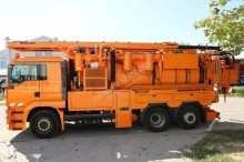 camion hydrocureur MAN 6x2 Gazoil Euro 3 occasion - n°2900659 - Photo 3
