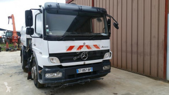 View images Mercedes road network trucks