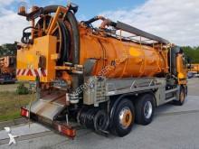 camion hydrocureur Mercedes Actros 2535 L 6x2 Euro 2 occasion - n°2927345 - Photo 3
