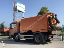 gebrauchter Mercedes Strassenkehrmaschine Atego 1523 LO Faun Viajet 6 R 4x2 Diesel Euro 3 - n°2947125 - Bild 3
