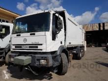 camión volquete para residuos domésticos Iveco EUROTECH usado - n°2963312 - Foto 3
