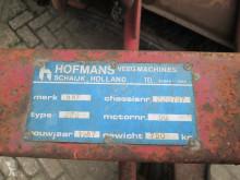 Voir les photos Engin de voirie Hofmans getrokken rolbezem