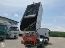 Voir les photos Engin de voirie Iveco 75E18P RSU VASCA RIBALTABILE 10 MC+COMPATTATORE +VOLTACASSONETT