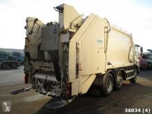 camion benne à ordures ménagères DAF CF 250 6x2 Gazoil Euro 5 occasion - n°2121168 - Photo 4