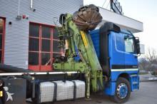 camion raccolta rifiuti Mercedes Actros 1853L Gasolio Euro 2 usato - n°2536847 - Foto 4