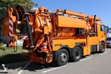 camion hydrocureur MAN 6x2 Gazoil Euro 3 occasion - n°2900659 - Photo 4