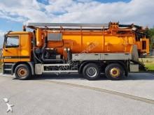 camion hydrocureur Mercedes Actros 2535 L 6x2 Euro 2 occasion - n°2927345 - Photo 4
