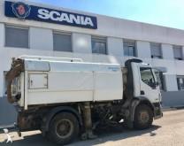 camion balayeuse DAF LF55 220 4x2 Gazoil Euro 3 occasion - n°3023648 - Photo 4