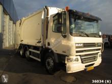 camion benne à ordures ménagères DAF CF 250 6x2 Gazoil Euro 5 occasion - n°2121168 - Photo 5