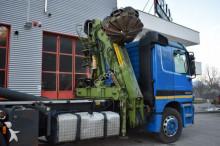 camion raccolta rifiuti Mercedes Actros 1853L Gasolio Euro 2 usato - n°2536847 - Foto 5