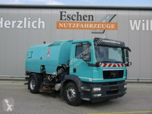 Voir les photos Engin de voirie MAN TGM 18.290, Bucher Schörling Cityfant 6000
