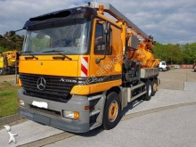 camion hydrocureur Mercedes Actros 2535 L 6x2 Euro 2 occasion - n°2927345 - Photo 7