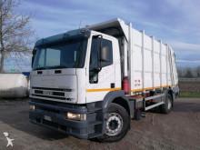 camion raccolta rifiuti Iveco EUROTECH 190E24 COMPATTATORE RIFIUTI 18 MC, WASTE COMPACTOR 18MC 4x2 Gasolio usato - n°3009394 - Foto 7