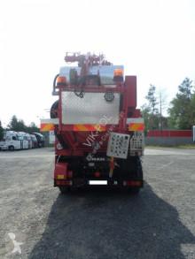 Voir les photos Engin de voirie MAN -  6x2 WUKO Wieden & Reichhardt Super 2000 Recycling