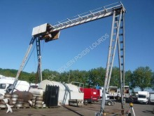 Demag bridge crane
