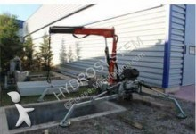 Ver as fotos Empilhador autoguiado Hydrosystem Chariot CM80/Grue PC2700