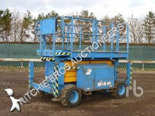 Snorkel Scissor lift self-propelled aerial platform