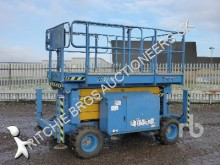 Snorkel Scissor lift self-propelled
