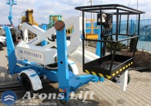 Eurolifter telescopic articulated towable
