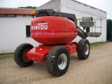 Manitou telescopic articulated self-propelled