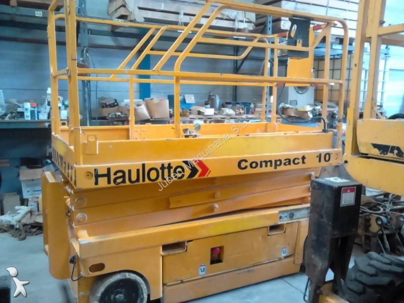 Bekijk foto's Hoogwerker Haulotte Compac 10