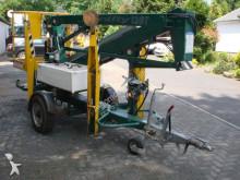 Niftylift 120 T Elektro Anhängerarbeitsbühne 12m