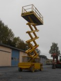 Liftlux Scissor lift self-propelled