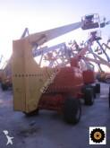 zwyżka samojezdna przegubowa teleskopowa używana