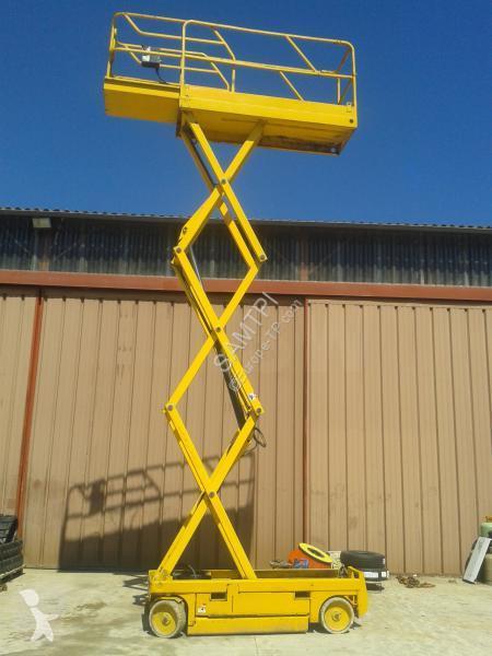 Haulotte  aerial platform
