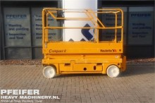 Haulotte Compact 8 Electric, 8.2 m Working Height.