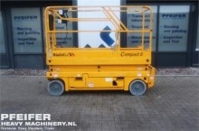 Haulotte Compact 8 Electric, 8.2 m Working Height, Only 3