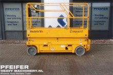 Haulotte Compact 8 Electric, 8.2 m Working Height, Only 4